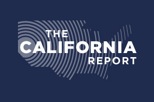 The California Report logo