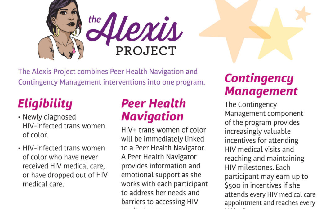 The Alexis Project slide