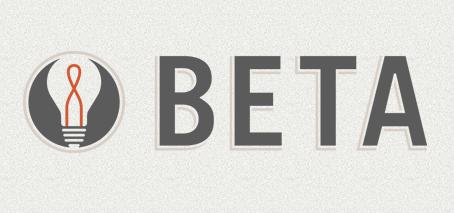Beta Blog logo