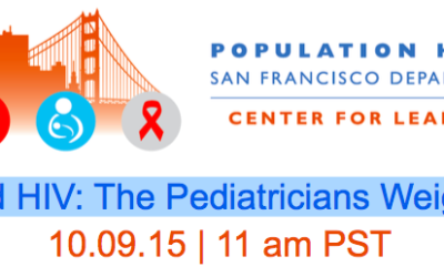 Infant feeding and HIV: The Pediatricians Weigh In