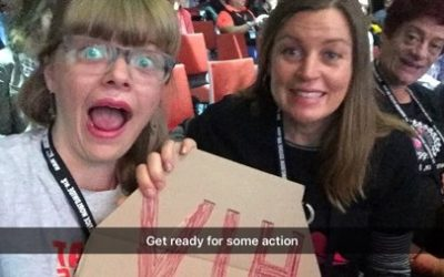 Youth Reporter at AIDS 2016: Plenary Action on the Criminalization of HIV