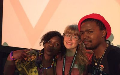 Youth Reporter at AIDS 2016: An Interview with eYouth Activists from Johannesburg