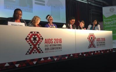 Youth Reporter at AIDS 2016: Bringing PrEP to Young Women to Prevent HIV
