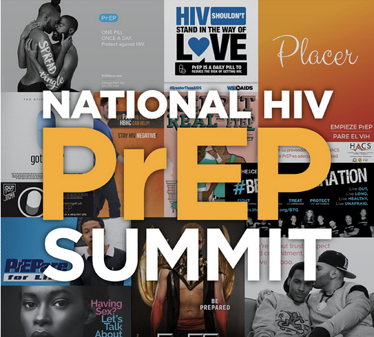 National HIV PrEP Summit graphic