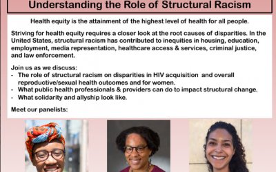 ::Hangouts with HIVE:: Toward Health Equity: Understanding the Role of Structural Racism